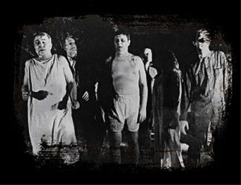 'Night of the Living Dead' via FilmDungeon.com
