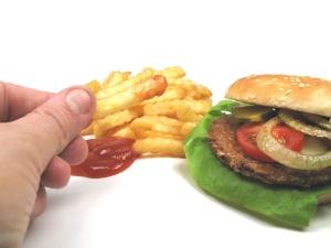 Burger-fries