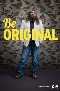 """A&E unveiled its new tagline, """"be original,"""" last fall and used """"Duck Dynasty"""" stars to help convey that brand. Has it backfired?"""