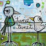 Tweet-birds-mural