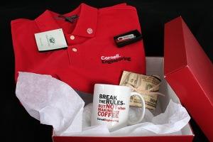 "Cornell Engineering's Brand Ambassador Kit focuses on ""breaking the rules"""