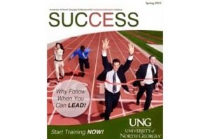 It's 2015, right? One university's course catalog shows white men winning the race for success.